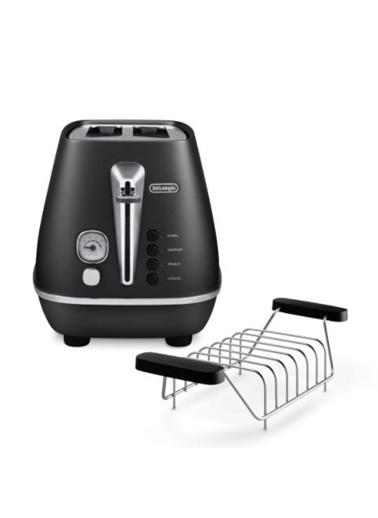 Delonghi Delonghi Distinta CTI2103.BK Siyah Ekmek Kızartma Makinesi  Renkli